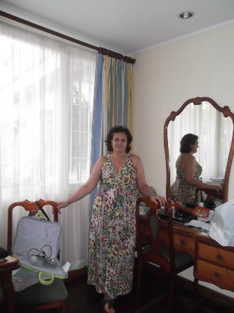Hotel Le Bergerac Boutique: En la habitación del hotel Le Bergerac