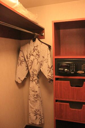 Hyatt Regency Maui Resort and Spa : In Room Closet