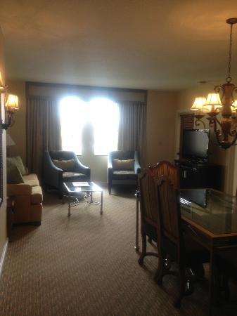 Marriott's Grande Vista: :Living room Area