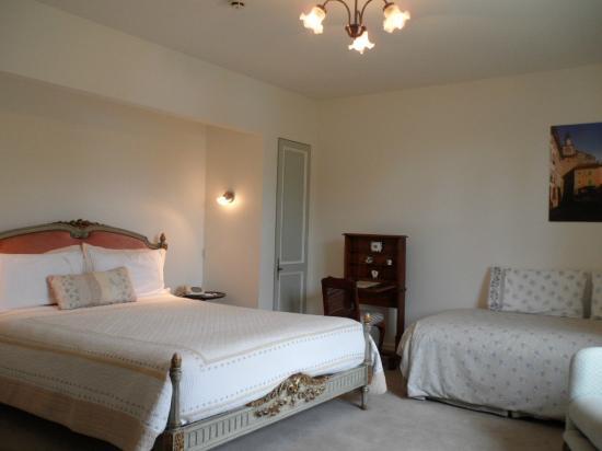 Le Petit Hotel Sumner : Ground Floor garden room