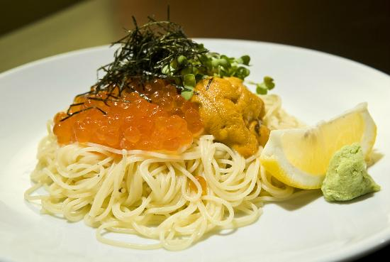 Yakko-San: Uni, Ikura pasta