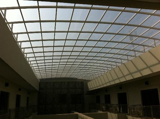 Savana Hotel & Convention: Roof