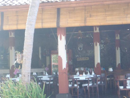 Pondok Bambu: Dinning area