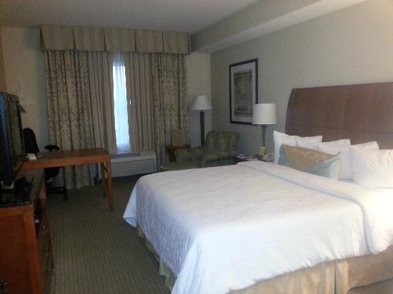 Hilton Garden Inn Sacramento Elk Grove: King Room