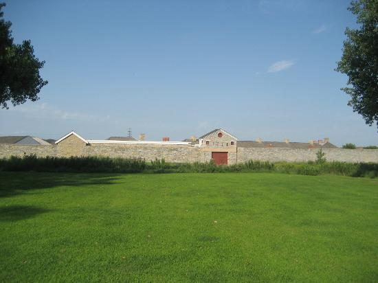 Fort Snelling State Park: Another View Of The Front