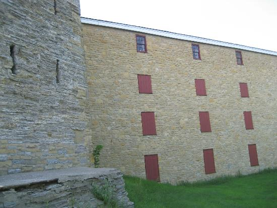 Fort Snelling State Park: Wall