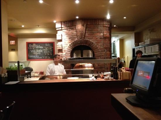View From The Bar Into The Kitchen Pacifico Picture Of Pacifico