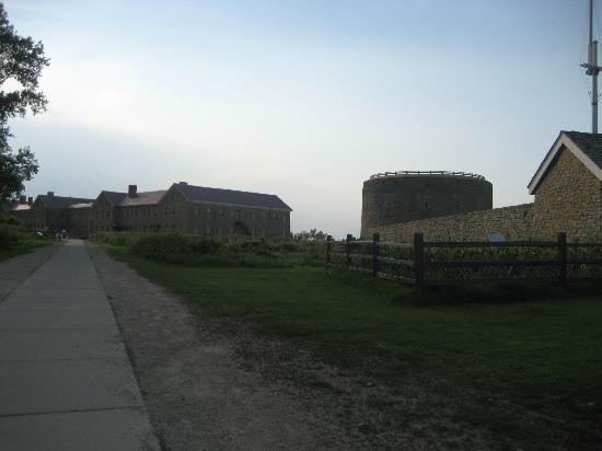 Fort Snelling State Park: Dusk
