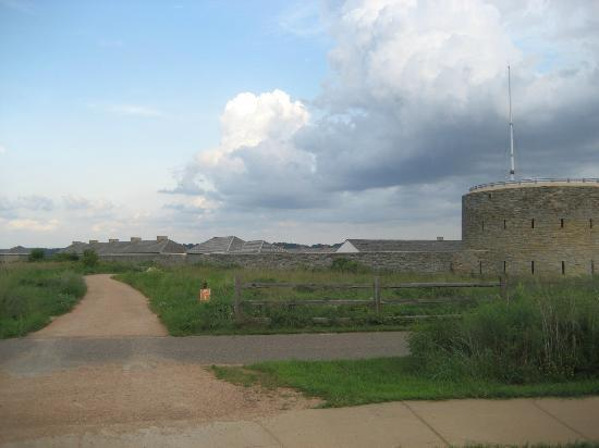 Fort Snelling State Park: Another View
