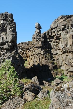 Thingvellir National Park: Stunning landscape.