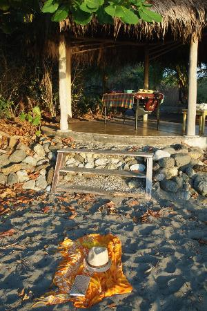 Boca Sombrero: sunrise gathering gazebo