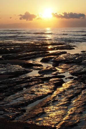 Boca Sombrero: sunrise