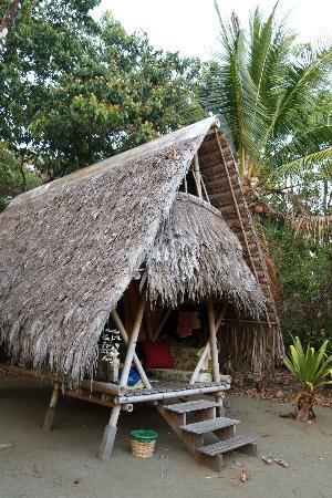 Boca Sombrero: hut