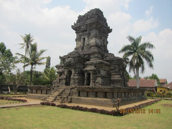 Blitar, Indonesien: best temple there