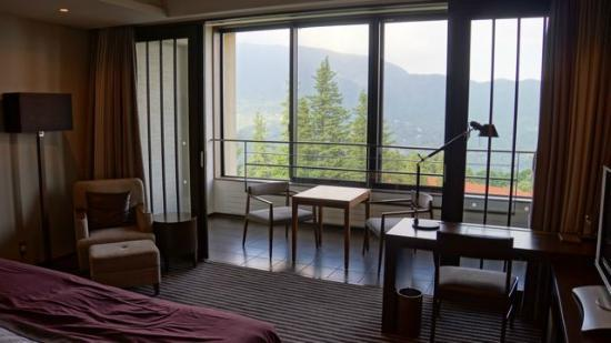 Hyatt Regency Hakone Resort and Spa: Our room
