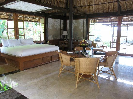 Amandari: Garden suite room