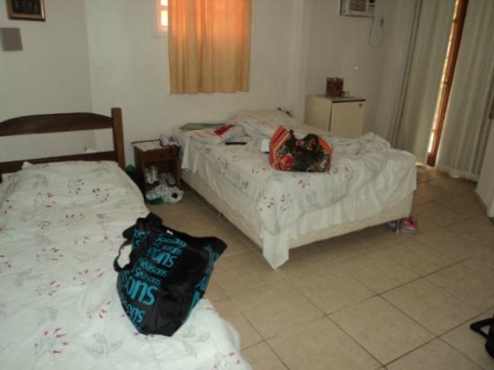 Arraial Praia Hotel Pousada: habitacion 