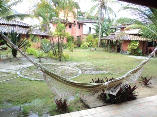 Arraial Praia Hotel Pousada: vista desde la habitacion