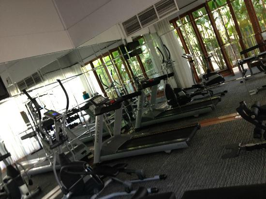 The Camakila Legian Bali: The Gym