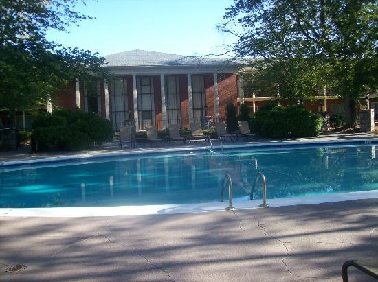 Stone Mountain Inn: pool