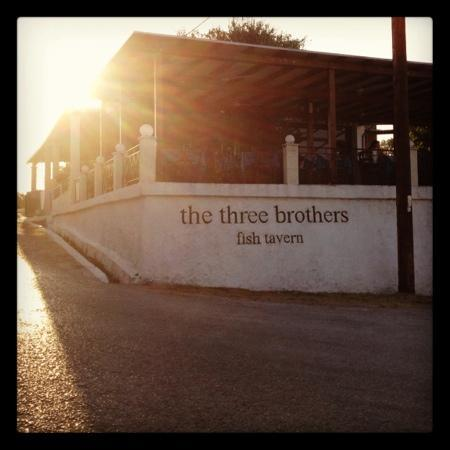 The Three Brothers: August 2012