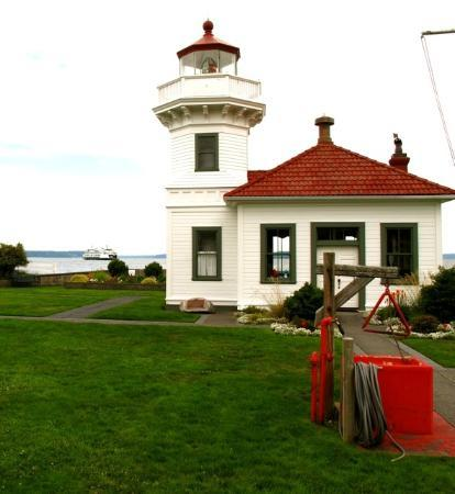 Silver Cloud Inn Mukilteo – Waterfront: Mukilteo Lighthouse
