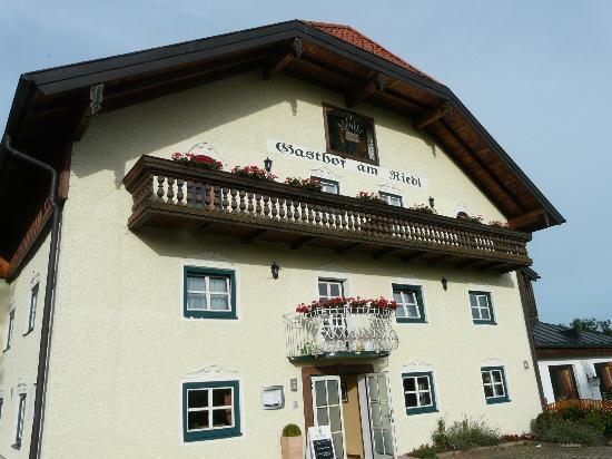 Gasthof Am Riedl: Un très bon Gasthof