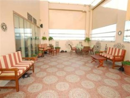 Lou Lou Asfar Hotel Apartment: Terrace