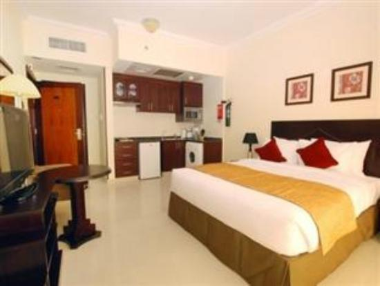 Lou Lou Asfar Hotel Apartment: Studio Room