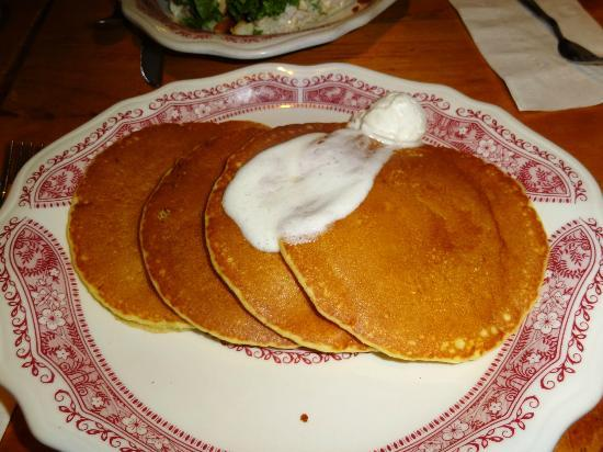 Maple Sugar & Vermont Spice: pancakes