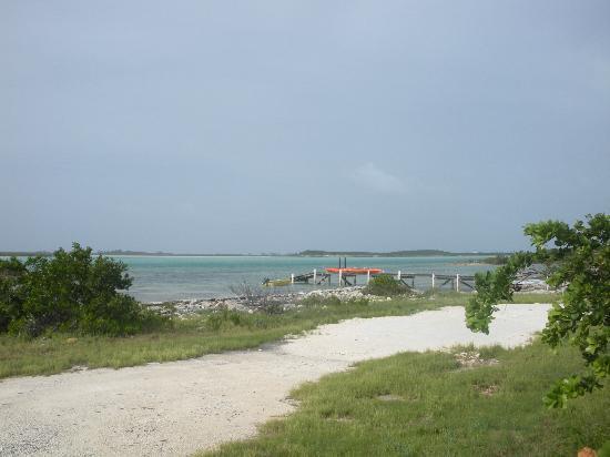 Exuma Vacation Cottages: the dock