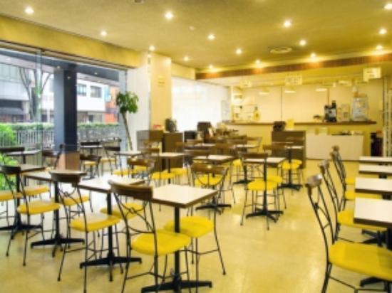 Hotel Econo Kanazawa Ekimae : 朝食会場