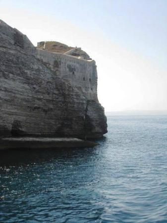 Corsicaranger: entrata in porto a Bonifacio