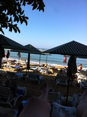 Strand vom Aska Just in Beach