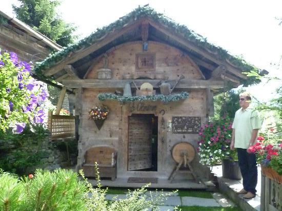 Les Chalets de Philippe: our chalet
