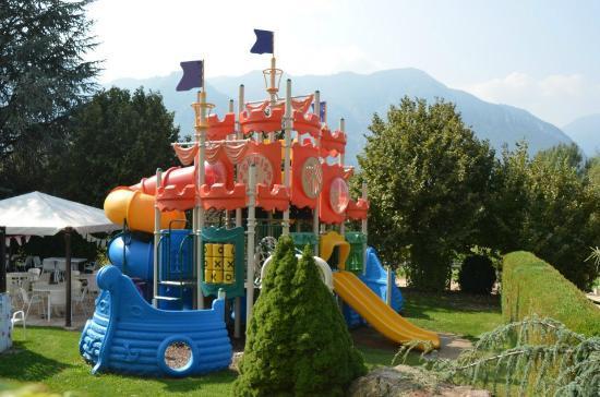 Family Hotel Primavera: il galeone