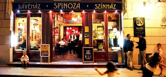 Spinoza Restaurant