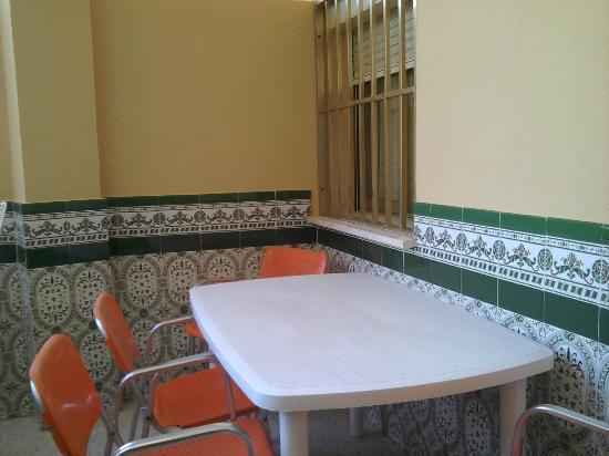 Hotel Galicia: balcony