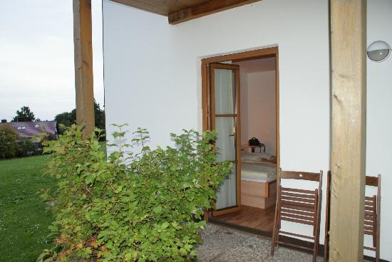 Hotel Kramerwirt: Nasz pokój na parterze