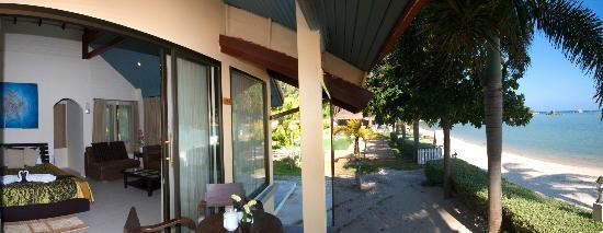 Samui Tonggad Resort: Coral beach front villa