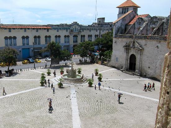 Hotel Palacio del Marques de San Felipe y Santiago de Bejucal: View