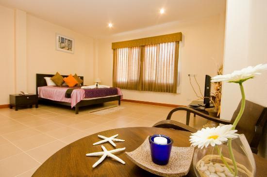 Samui Tonggad Resort: deluxe room