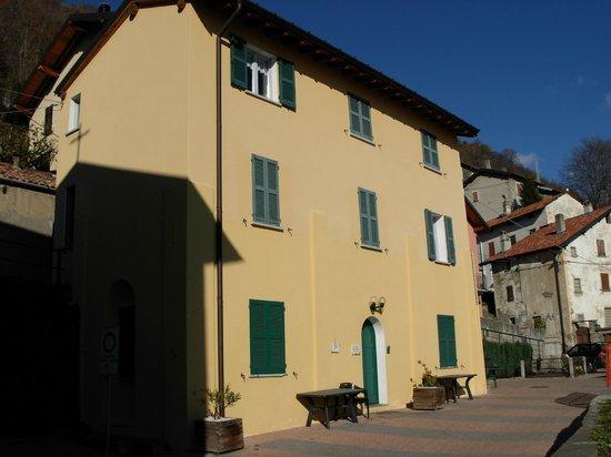 Locanda San Martino: esterno