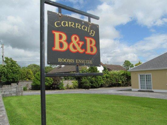 Carraig B&B, Headford Road Galway