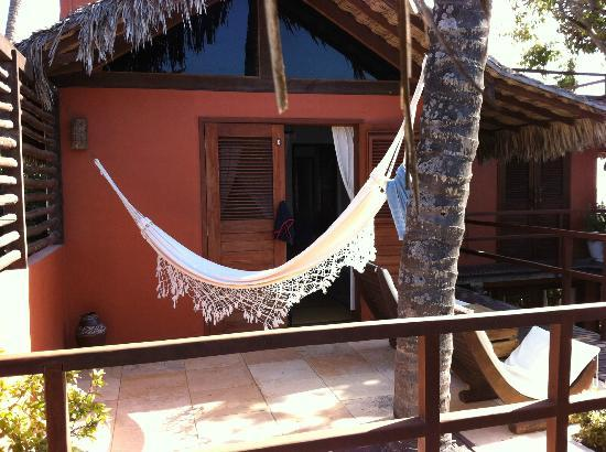 Casa na Praia: entrada a la habitación