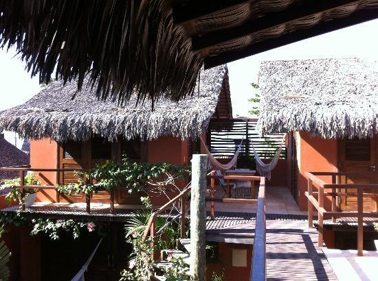 Casa na Praia: habitaciones
