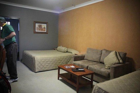 Best Western Ascot Lodge Motor Inn: Our room