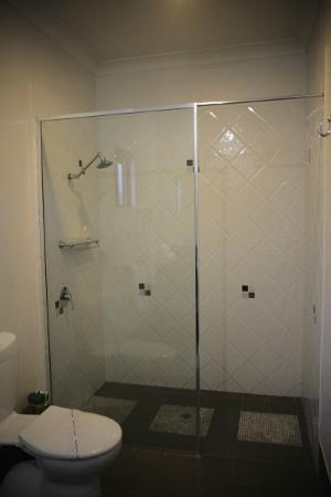 BEST WESTERN Ascot Lodge Motor Inn: Shower