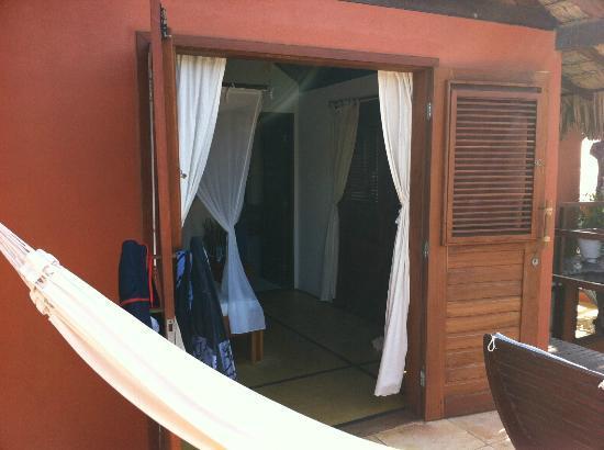 Casa na Praia: habitación