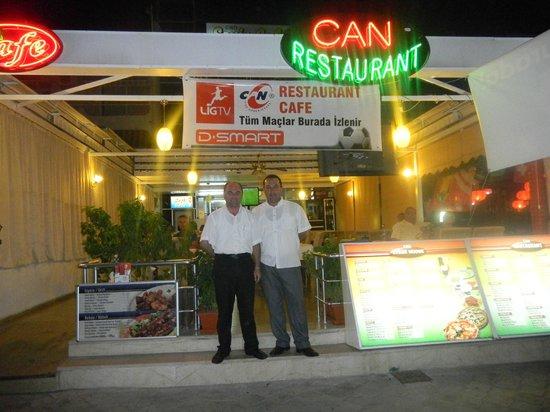 can restaurant
